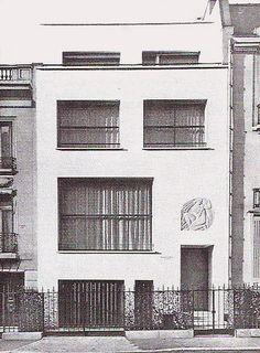 hôtel Faure-Dujarric_1932-33_détruit en 1979