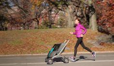 Сегодня в «Идеях для бизнеса» — самоуправляемая детская коляска Smartbe.