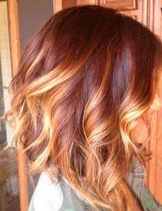 на вьющиеся волосы