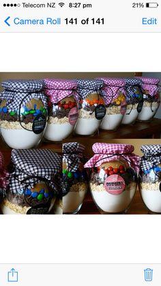 Sugar shack jars