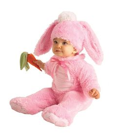 Take a look at this Rubie's Precious Pink Wabbit Dress-Up Set - Infant by Rubie's on #zulily today!