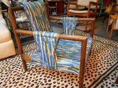 Vintage 1950's Lounge Chair Robsjohn Gibbings Widdicomb Era Mid Century Modern | eBay
