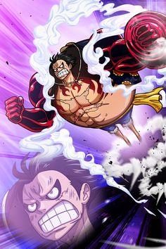 One Piece Prediction Next are Ashura Douji and Kikunojo? Luffy Gear Fourth, Luffy Gear 4, Anime One Piece, One Piece Luffy, 4 Wallpaper, Naruto Wallpaper, Monkey D Luffy, Roronoa Zoro, Culture Album