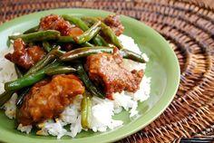 Beef & Green Bean Stir Fry by ItsJoelen, via Flickr