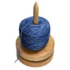 Yarn Buddie - Yarn Ball Holder - Available in 8 Woods | The Woolery