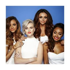 Last.fm ❤ liked on Polyvore featuring little mix and perrie