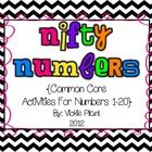 Updated!!  This pack is perfect for allowing your students to explore a variety of number concepts that meet the common core standards.   In this pac...