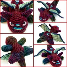 This dragon custom was a lot of fun to make. Order your own now at crochels.etsy.com (link in bio) and customize your colors  #crochels #etsyusa #etsyfinds #etsyseller #etsy #crochetblog #kawaiicrochet #supporthandmade #enchanted #handmade #smallbusinesslove #fantasy #fantasyworld #goteamflourish #supportsmallbusinesses #geekery #handmadeatamazon #fantasylife #dragon #dragons #babydragon #kawaii #kawaiiplush #kawaiiamigurumi #mythicalcreature #fantasycreature #fantasydoll #woodland…