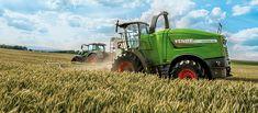 Operation & Smart Farming | Fendt 500 Vario | Tractors - Fendt Harvester, Highlights, Farming, Katana, Vehicles, Products, Tractor, Tractors, Truck