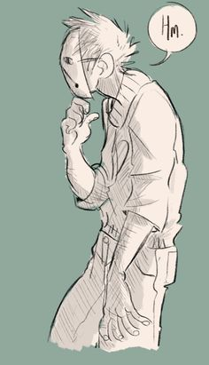 Pondering by Mizby on Wysp Anime Art, Rpg Horror Games, Sketches, Character Design, Off Mortis Ghost, Game Art, Drawings, Art Reference, Fan Art