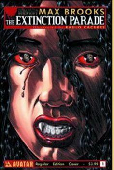 Max Brooks Brings us Zombies and Vampires in Extinction Parade