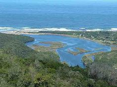 Natures Valley lagoon, Garden Route South Africa South Africa, Cape, Southern, African, Spaces, Garden, Nature, Outdoor, Rice