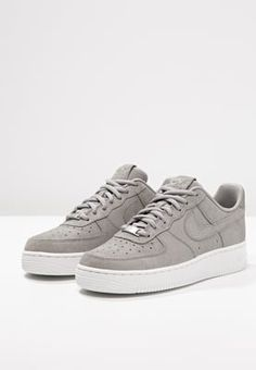 Nike Air Force 1 07 Lowlights Rouge Suède