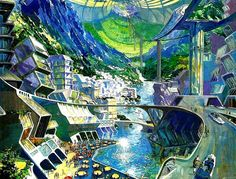 nasa future space living - Google Search