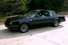 1987 Buick Regal Grand National  0-60 in 4.9 seconds...was the fastest production car during this time period of the 80's...