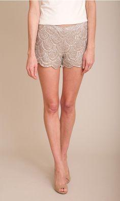 Loma Shorts via Shop Lovely   shoplovely.com $310.00