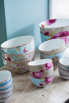 Great Color Combination Dishes