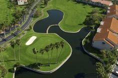 Golf Course Aerial - Isla Del Sol Yacht Country Club ~ 6000 Sun Boulevard, St Petersburg, Florida 33715 ~ 727.906.4752 ~ www.isladelsolycc.com