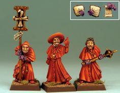 Victoria Miniatures - Spanish Inquisition (metal)