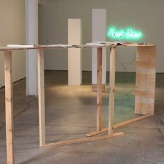 Conceptual artist Ryan Gander headlines group show of enquiring minds... http://www.we-heart.com/2014/08/13/i-would-like-to-join-a-club-and-hit-myself-with-it-at-castlefield-gallery-manchester/