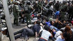 Abril sangriento: 34 muertes por la represión del régimen chavista a las manifestaciones civiles en Venezuela: Las protestas contra el…
