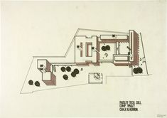 Paisley Technical College, Scotland Competition - Archigram Archival Project