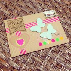 AHG Pen Pals Ideas: Fun way to decorative your penpal envelope.