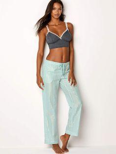 e776c6d963 Victorias Secret Lightweight PJ Pant Pj Pants