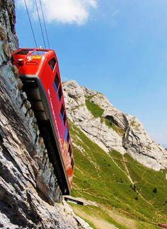 Mount Pilatus, Alpnach, Switzerland