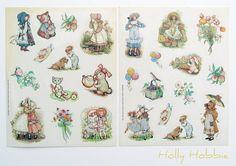 Holly Hobbie Stickers