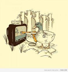 Duck Hunt!!