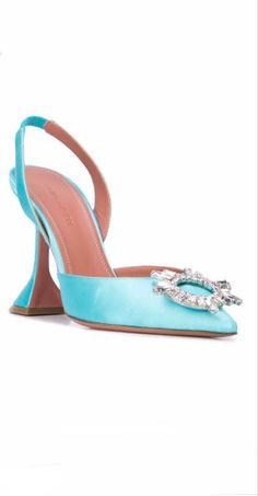 Slingback Pump, Early Spring, Pumps, Heels, Heeled Mules, Sandals, Fashion, Beginning Of Spring, Choux Pastry