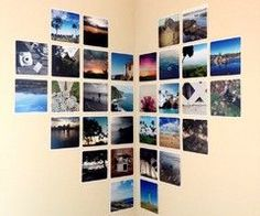 Wall Art DIY yup once i get home from AU .. college room
