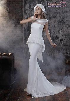 Vision by Elisabetta Polignano 2015 Spring Bridal Collection