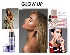 """""""glow up"""" by citychiclifestyle ❤ liked on Polyvore featuring beauty, Anastasia Beverly Hills, Benefit and glowup"""