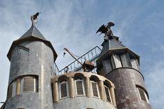 Castillo de Batman en Valencia de Don Juan (León)