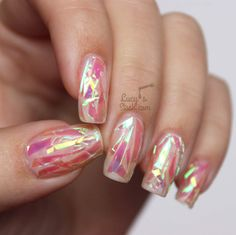 Hello lovelies, I'm back with the Shattered Glass Nails! It's a huge hit worldwide and this time I wanted to replicate the clean nude look. I'm loving this trend so much and I have a lot more coming! Since the first manicure earlier this week, I have...