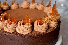 Citromhab: Stefánia torta
