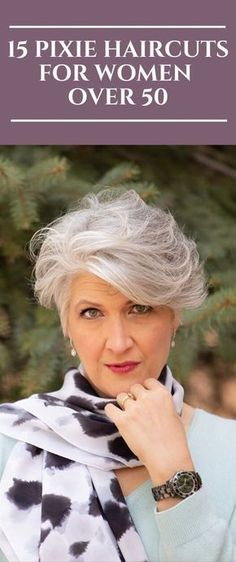 15 Pixie Haircuts For Women Over 50 – diy hairstyles shorthair Pixie Haircut Styles, Long Pixie Hairstyles, Hairstyles Over 50, Short Pixie Haircuts, Short Hairstyles For Women, Diy Hairstyles, Short Hair Cuts For Women Over 50, Everyday Hairstyles, Formal Hairstyles