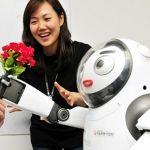 Kibo 2.0 is ontwikkeld om te communiceren met een mens. Kibo is 120 cm lang, weegt 48kg met 26 graden van vrijheid in zijn lichaam. Kibo 2.0 wordt geleverd met ultrasone afstandsmeters rond zijn buik en navigeert met behulp van aan het plafond gemonteerde camera's. De robot is uitgerust met interactieve functies voor spraakherkenning. Degrees Of Freedom, Speech Recognition, Robotics, Robots, Robot