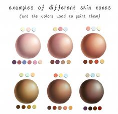 """cosmic-nerd-angel: """" Mini tutorial on painting skin tones. I hope it makes sense. I am writing down all your suggestions for tutorials and hopefully plan to create a detailed tutorial (or series of. Colouring Techniques, Art Techniques, Oil Painting Techniques, Digital Painting Tutorials, Art Tutorials, Drawing Tutorials, Artist Painting, Painting & Drawing, Matte Painting"""