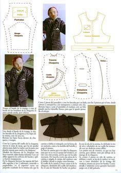 how to: miniature men's suit