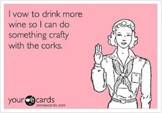 Wine Cork Crafts ... As soon as I can start drinking again ;) ;) @Rosa Hans Hans Hans Hans Hans Hans Camacho