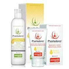 Psorioderm krém na lupénku a seboreu Milan, Shampoo, Personal Care, Bottle, Self Care, Personal Hygiene, Flask, Jars