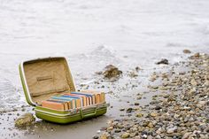What a book lover would want to find on a desert island.