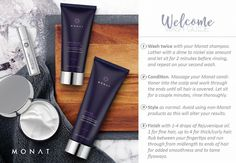 Steps and instructions for #Monat. Don't ever run out...be a VIP http://michellekreinbrook.mymonat.com
