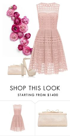 """""""Untitled #4452"""" by linda56draco ❤ liked on Polyvore featuring Judith Leiber and Prada"""