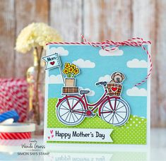 Weekender with Wanda – Happy Mother's Day! | Simon Says Stamp Blog