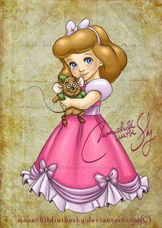 todas las princesas disney de pequeñas - Cerca amb Google