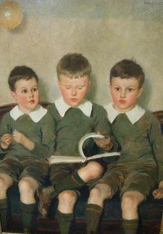 Pintura de Ellen Emmet Rand